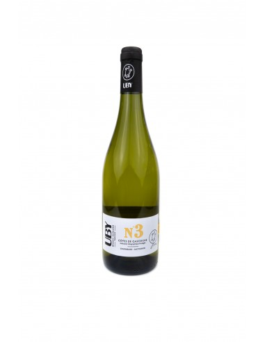 IGP Côtes de Gascogne Domaine Uby N°3...