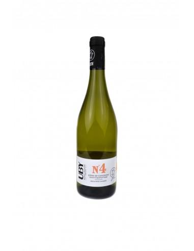 IGP Côtes de Gascogne Domaine Uby N°4...