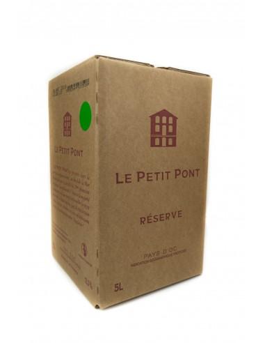 IGP D'Oc Le Petit Pont Blanc 5l
